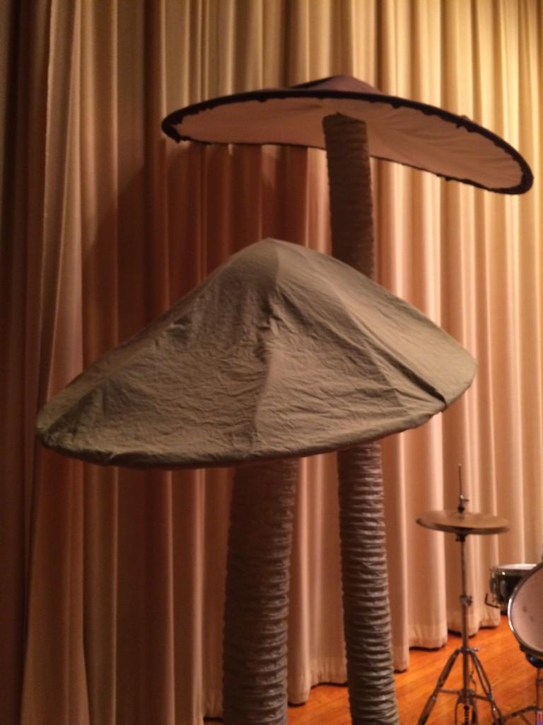alice mushroom set